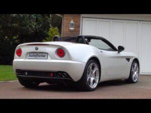 Used Alfa Romeo 8C Spider for sale in Epsom, Surrey