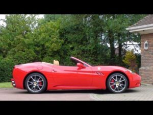 Used Ferrari California F1 2+2 LHD for sale in Epsom, Surrey