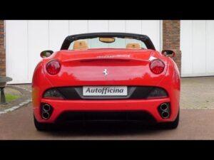 Used Ferrari California F1 2+2 LHD for sale in Epsom, Surrey