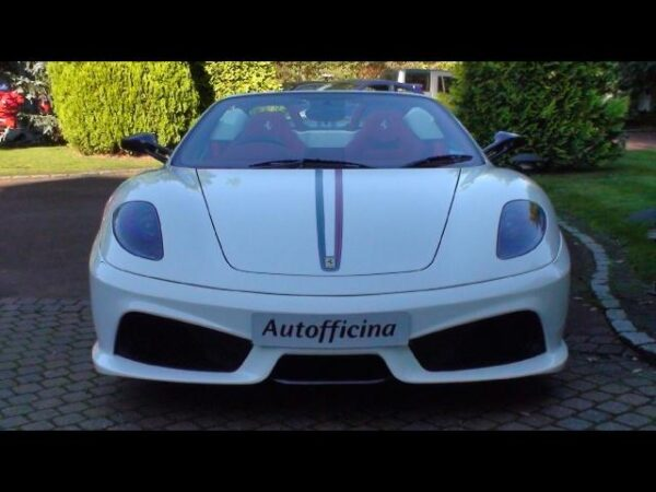 Used Ferrari F430 Scuderia Spider 16m for sale in Epsom, Surrey