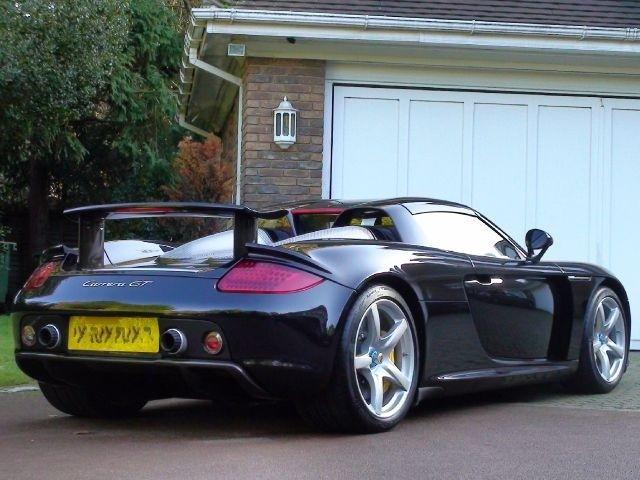 Used Porsche Carrera GT for sale in Epsom, Surrey