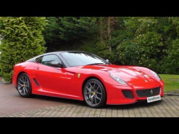 Used Ferrari 599 GTO for sale in Epsom, Surrey