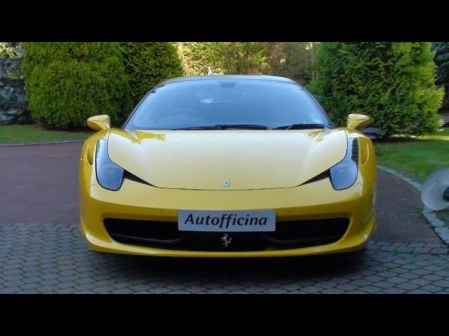 Used Ferrari 458 ITALIA for sale in Epsom, Surrey