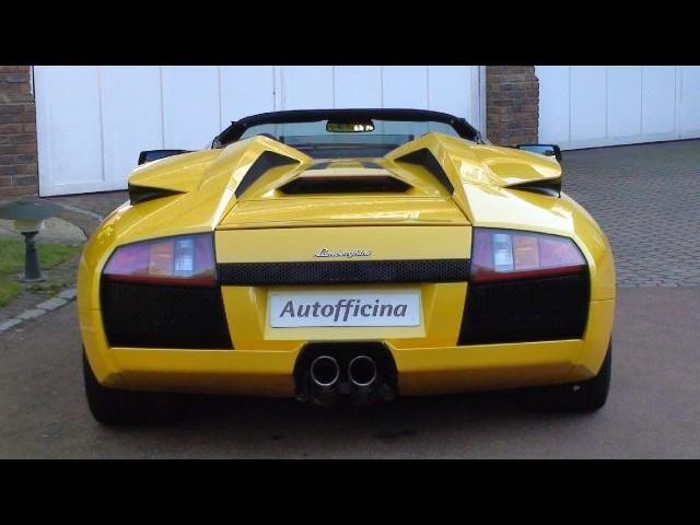 Used Lamborghini Murcielago Roadster for sale in Epsom, Surrey