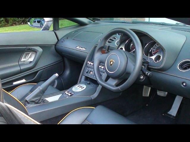 Used Lamborghini Gallardo LP 570-4  Spyder  for sale in Epsom, Surrey
