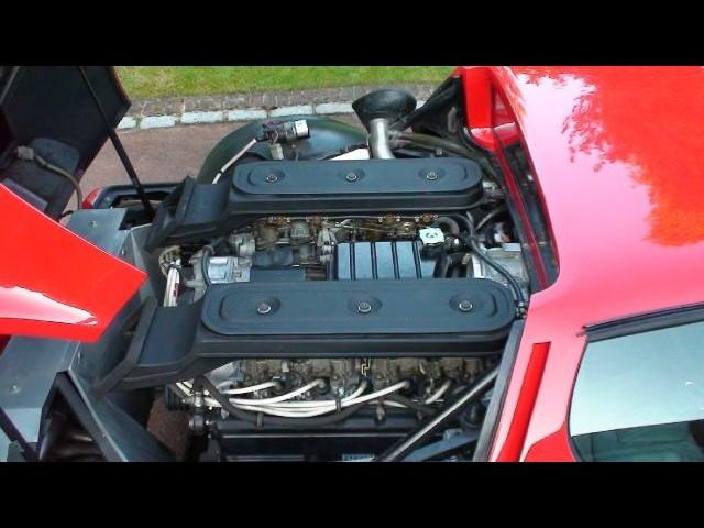 Used Ferrari 512 BB for sale in Epsom, Surrey