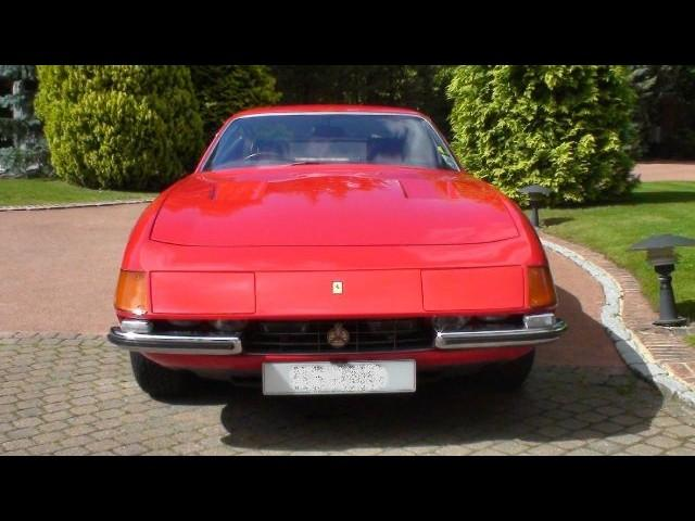 Used Ferrari 365 Daytona for sale in Epsom, Surrey