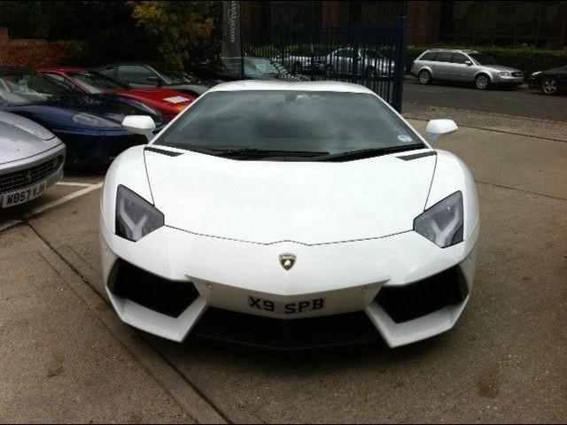 Used Lamborghini Aventador V12 for sale in Epsom, Surrey