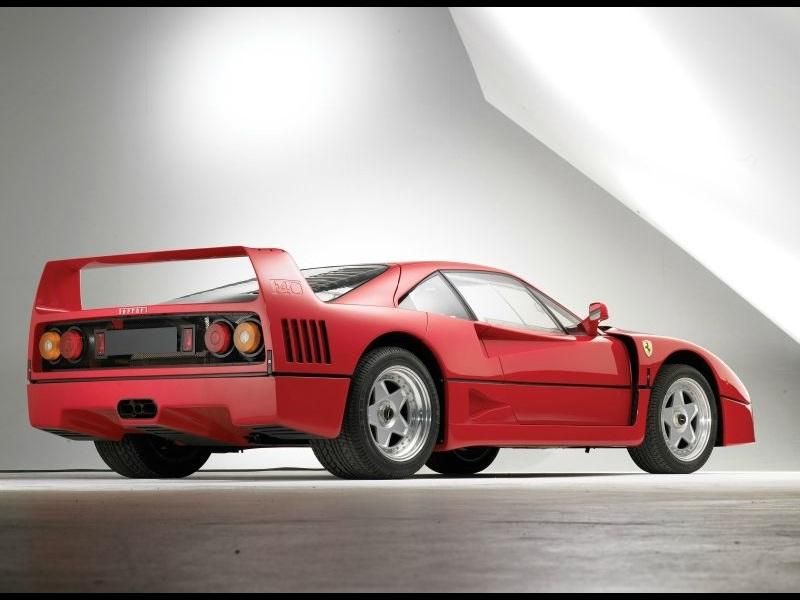 Used Ferrari F40 for sale in Epsom, Surrey