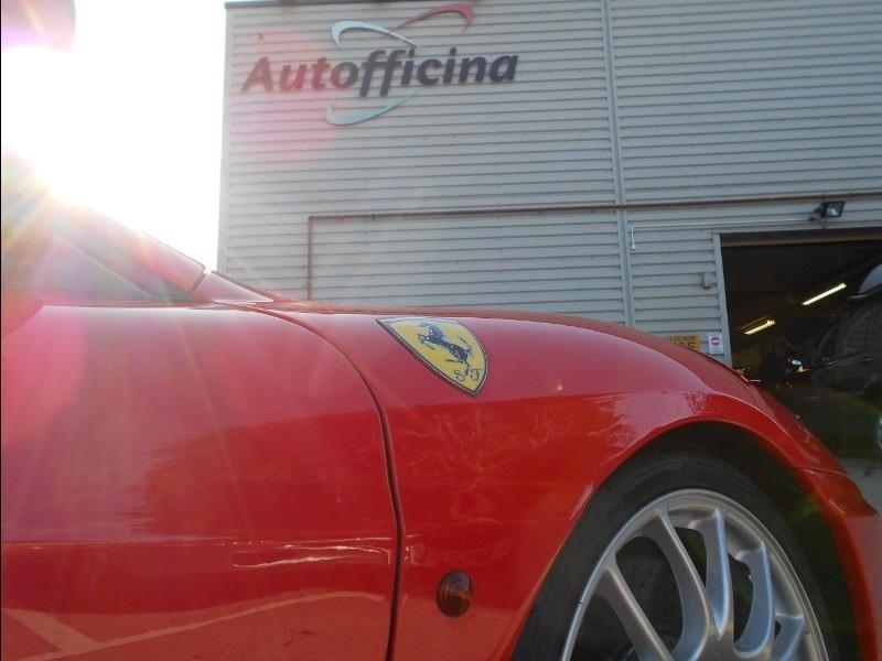 Used Ferrari 360 Challenge Stradale for sale in Epsom, Surrey