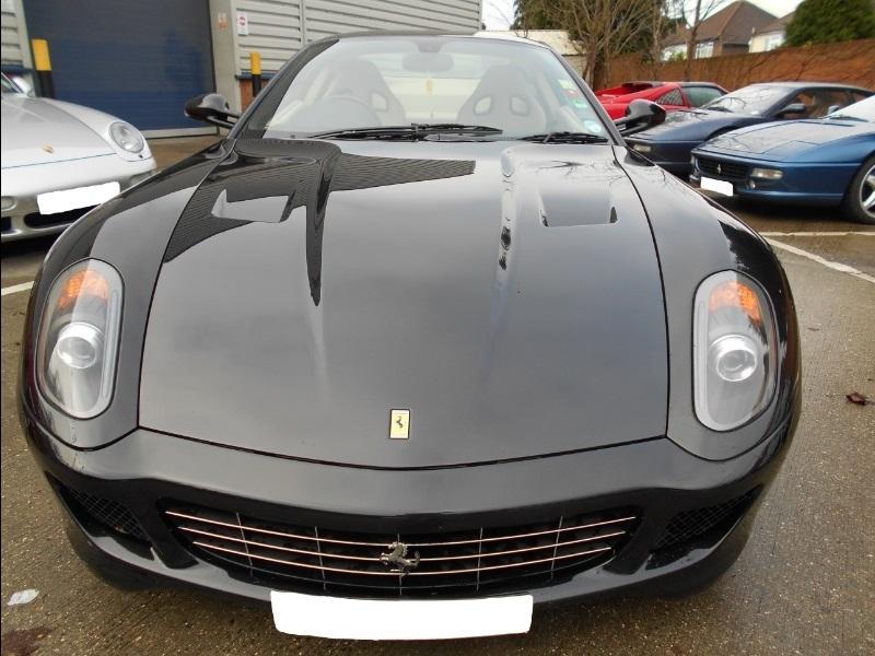 Used Ferrari 599 Gtb Fiorano F1 for sale in Epsom, Surrey