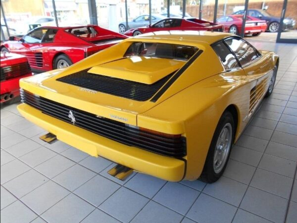 Used Ferrari Testarossa for sale in Epsom, Surrey