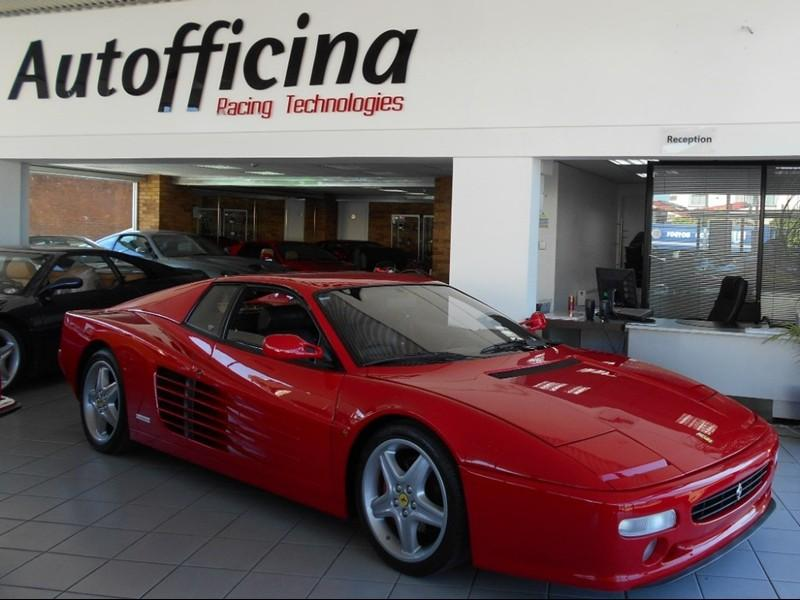 Used Ferrari Testarossa 512 TR for sale in Epsom, Surrey