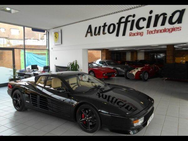 Used Ferrari Testarossa Coupe for sale in Epsom, Surrey