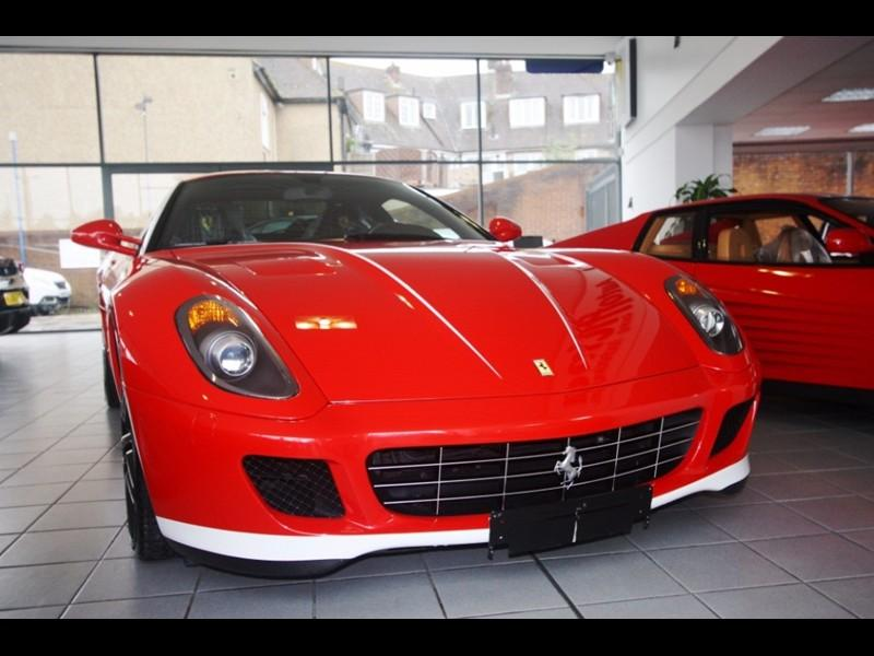 Used Ferrari 599 Alonso Edition for sale in Epsom, Surrey