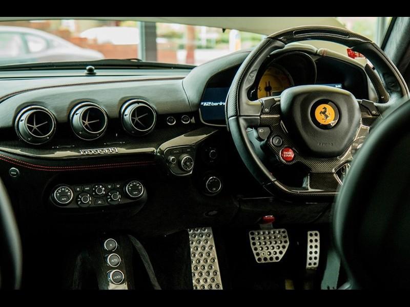 Used Ferrari F12 Berlinetta for sale in Epsom, Surrey