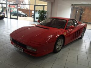 Used Ferrari Testarossa Coupe Sports for sale in Epsom, Surrey