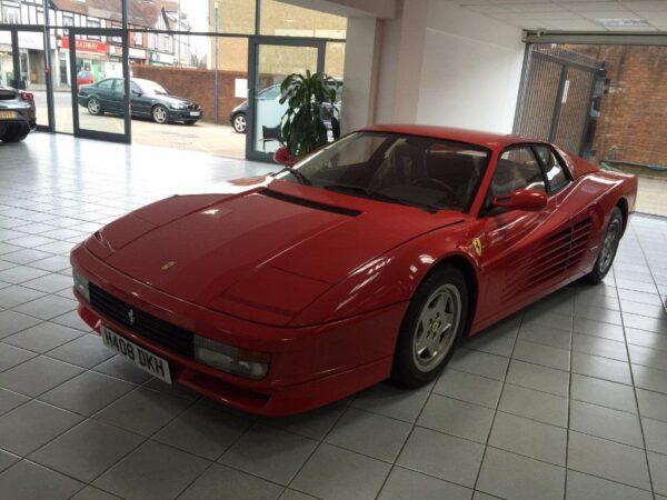 Used Ferrari Testarossa Coupe Sports for sale in Epsom, Surrey