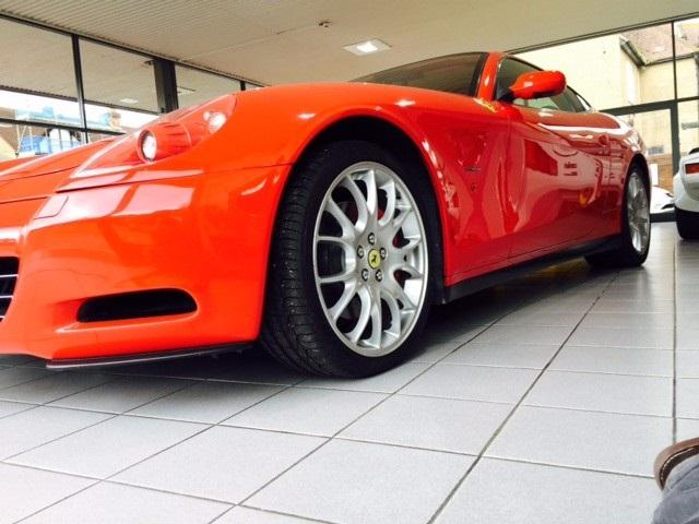Used Ferrari 612 Scaglietti for sale in Epsom, Surrey