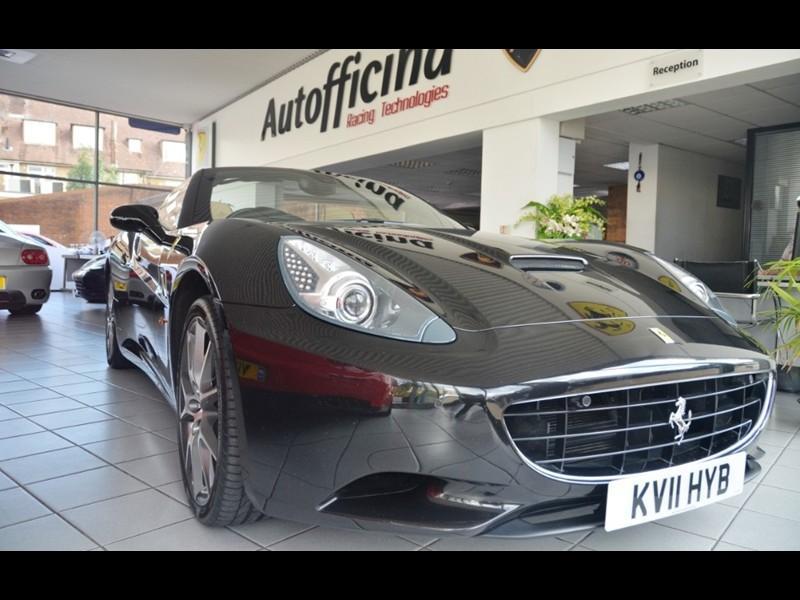 Used Ferrari California 2 Plus 2 for sale in Epsom, Surrey