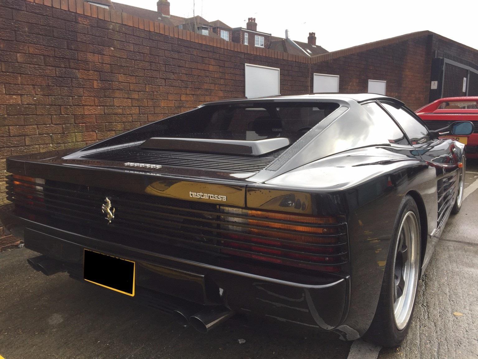 Used Ferrari Testarossa for sale in Epsom, Surrey