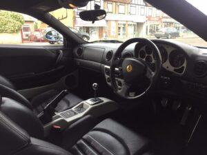 Used Ferrari 360 Modena for sale in Epsom, Surrey