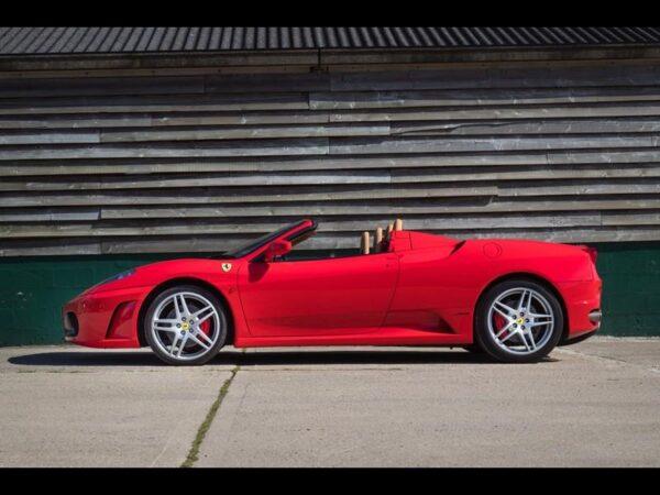 Used Ferrari F430 Spider for sale in Epsom, Surrey