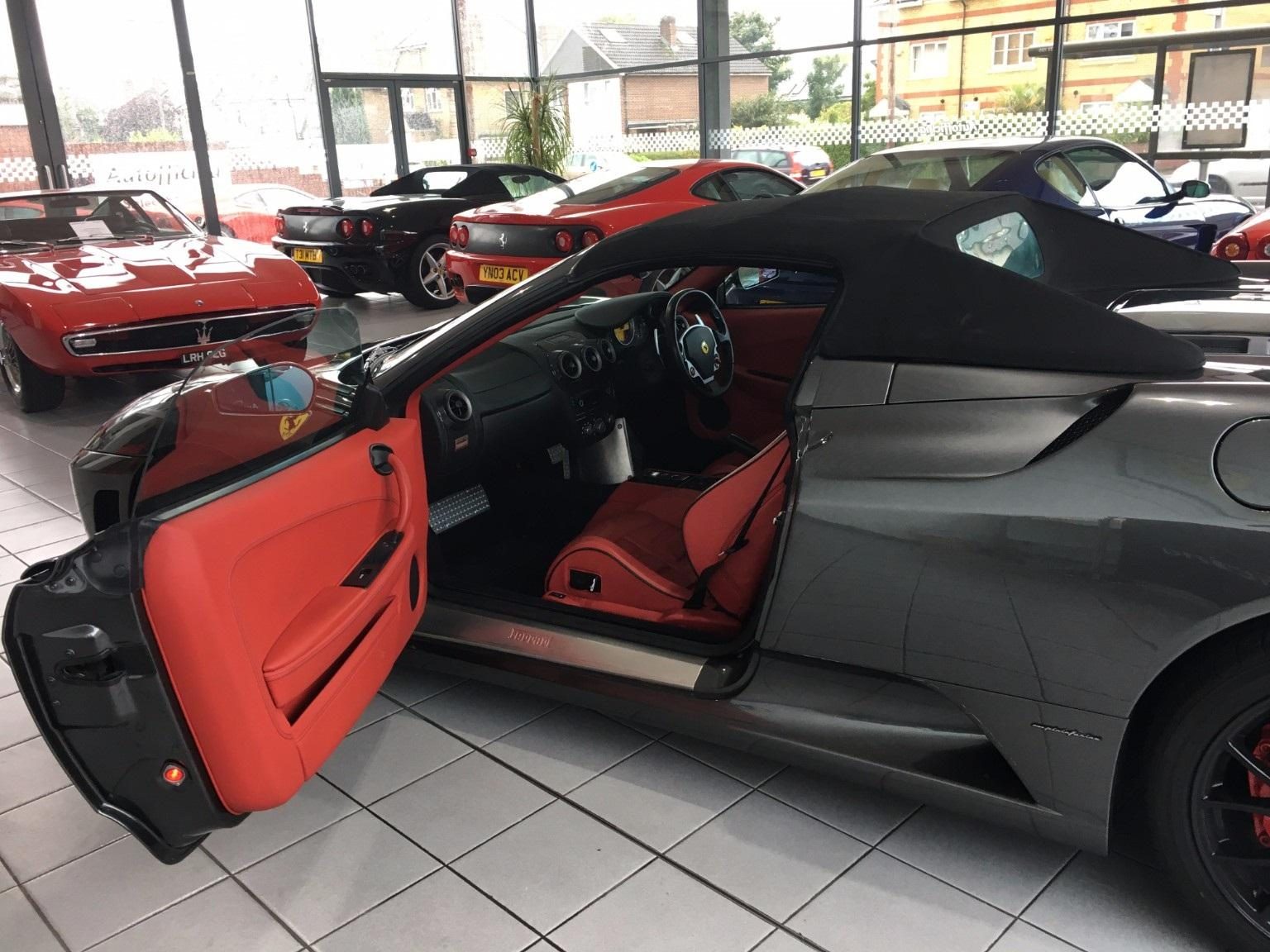 Used Ferrari F430 Spider F1 for sale in Epsom, Surrey