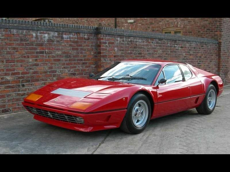 Used Ferrari BB512 for sale in Epsom, Surrey
