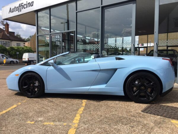 Used Lamborghini Gallardo V10 Spyder for sale in Epsom, Surrey