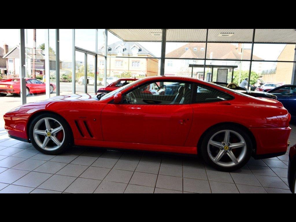 Used Ferrari 575M for sale in Epsom, Surrey