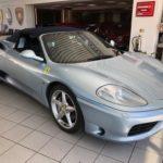 Ferrari 360 Spyder  F1