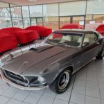 1969 Ford Mach 1 Mustang
